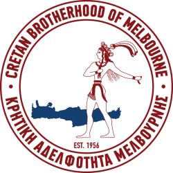 CRETAN BROTHERHOOD OF MELBOURNE VICTORIA